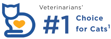 Veterinarian' #1 Choice for Cats