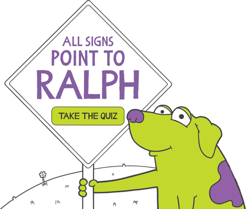all signs point to Ralph