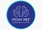 <p>August is Itchy Pet Awareness Month</p>